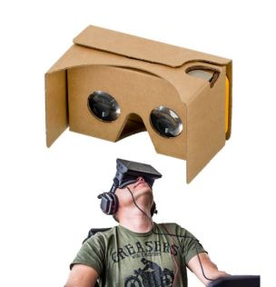 cardboard beats occulus