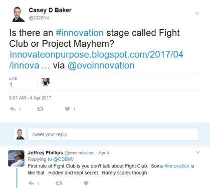 Innovation Twitter